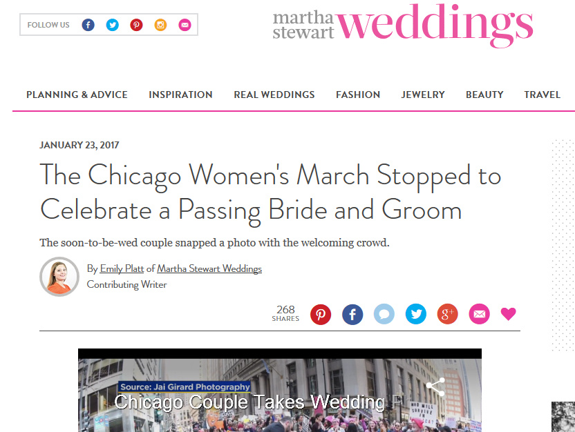 martha stewart weddings,jai girard