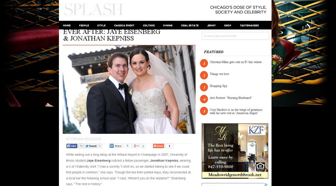 CHICAGO wedding photographers, Jai Girard,